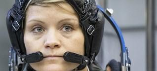 """Kriminalität auf der ISS: Die """"Hackerin"""" aus dem All"""