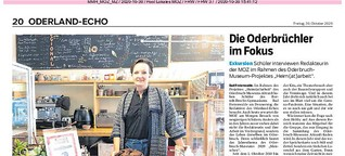Bioladen in Bad Freienwalde zum Welt-Vegan-Tag