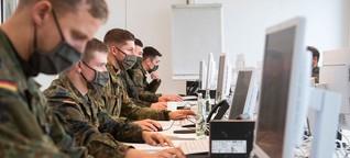 """Bundeswehrsoldaten im Corona-Dienst: """"Ich habe kein Verständnis mehr für Corona-Leugner."""" - DER SPIEGEL - Panorama"""