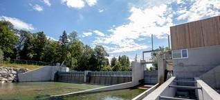 Energiewende: Wie umweltfreundlich ist Wasserkraft?