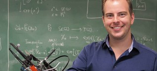 Drohnen für die NASA: Werner arbeitete an großem Forschungsprojekt