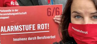 """""""Künstler:innen sind Kämpfernaturen"""""""