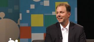 Stars im Netz: Christian Solmecke, Rechtsanwalt und YouTuber