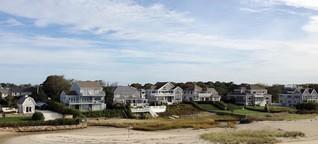 Nantucket vor US-Ostküste - Graue Lady im Atlantik