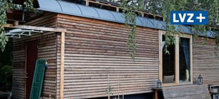 """Tiny Houses"" aus Leipzig: Wohneigentum ab 60.000 Euro"