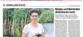 Spektakuläre Nahaufnahmen von Pia Stach aus Bad Freienwalde