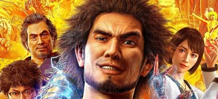 Yakuza: Like a Dragon im Test: Ein verrücktes JRPG-Highlight