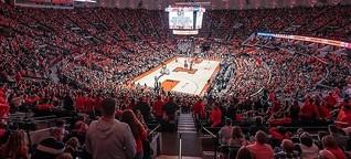 Illinois men's basketball to open season home stretch November 25