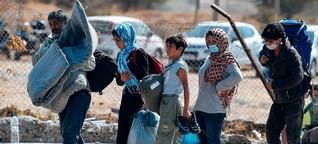 Flüchtlinge auf Lesbos: Die Katastrophe nach der Katastrophe