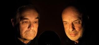 Roger & Brian Eno: Mensch und Mechanik