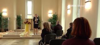 MOMA-Reporter: Würdige Bestattung ohne Kirche | Morgenmagazin
