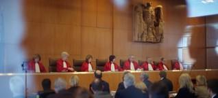 Klage gegen Hamburger Verfassungsschutzgesetz