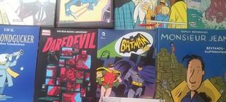 Sommerliche Comics für den Strand oder Zuhause - MUCBOOK