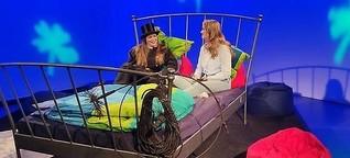 Interview mit einer Schornsteinfegerin bei NRWision