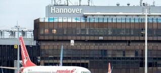 Luftverkehr: Auch niedersächsische Flughäfen sollen mehr Hilfen erhalten