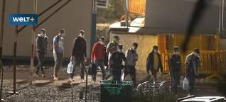 """Gran Canaria: Corona-Migration - """"Für einen Job, für ein gutes Leben"""" - WELT [1]"""