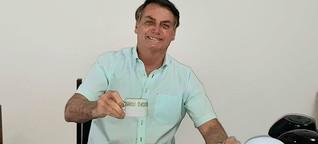 Brasilien: Neuer Antrag auf Amtsenthebung von Präsident Jair Bolsonaro