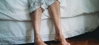 Restless-Legs-Syndrom: Das hilft gegen unruhige Beine - DER SPIEGEL - Gesundheit