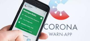 Wie hält Berlin es mit der Corona-Warn-App?