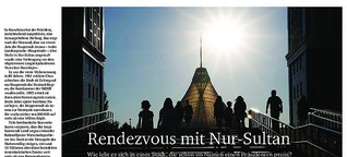 Rendezvous mit Nur-Sultan