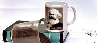 Konsum-Ideologie: Marx, Engels und Nespresso - Unsere Zeitung
