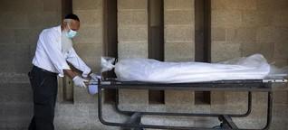 Jüdische Perspektiven auf die Corona-Pandemie - Die doppelte Gefahr