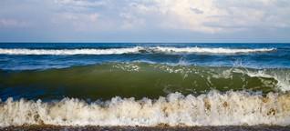 Warum ist Meerwasser eigentlich salzig?