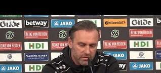 Horst Heldt ist weg – Manager-Aus bei 96