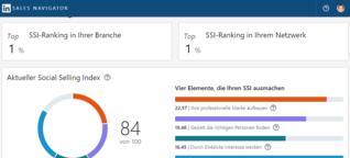 LinkedIn: Mehr Erfolg mit dem Social Selling Index