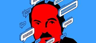 Mit Chatbots gegen den Diktator