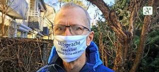 Hamburg: Wie Gehörlose unter der Maskenpflicht leiden