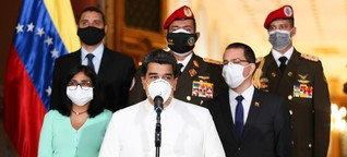 Venezuela wählt neue Nationalversammlung: Nicolás Maduro regiert weiter autoritär - DER SPIEGEL - Politik