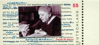 Philosophische Orte - Adornos Kindheit in Amorbach
