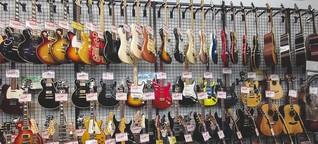 Musikinstrumentenmarkt in Corona-Zeiten - Warum der Verkauf von Gitarren und Digitalpianos boomt