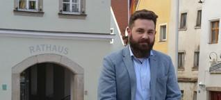 """Bürgermeister über Hass von Rechten: """"Ich nehme nichts zurück"""""""