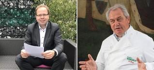 """Gastronomie-Experten über Lieferando: """"Trend wird sich nicht aufhalten lassen"""""""