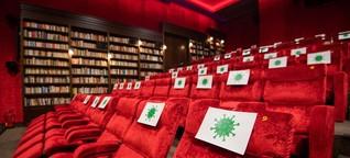 """Kinobranche leidet unter """"Horror-Jahr 2020"""""""