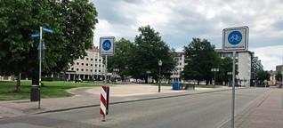 Warum Karlsruhe nur eine einzige reine Fahrradstraße hat