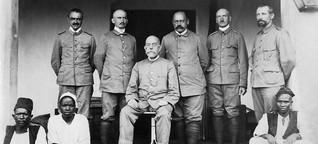 Menschenexperimente - Robert Koch und die Verbrechen von Ärzten in Afrika