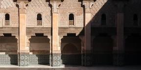 Eine Reise nach Marrakesch