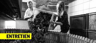 """Gaëtane Thiney : """"Le champagne de l'Aube ressemble un peu au foot féminin"""" (SoFoot.com)"""