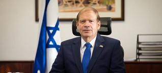 """Israels Botschafter in Ungarn: """"Wenn nötig, reagieren wir"""""""