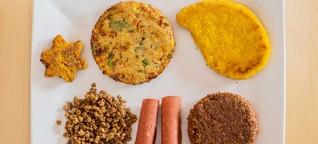 Gibt es zu Fleisch wirklich eine Alternative? - quarks.de