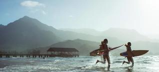 Übersetzung für National Geographic Traveler: Naturschutz auf Oahu