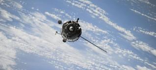 Mit Satelliten und Drohnen: So funktioniert Technik für den Frieden