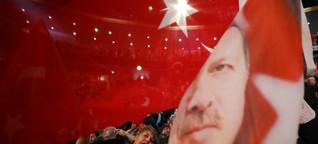 Nicht nur nette Fanpost: Türkeiflaggen statt Argumente