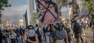 Fünf Dinge, die ich bei den Protesten in Chile gelernt habe