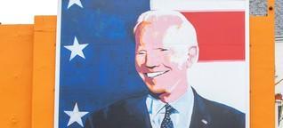 US-Wahlsieger Joe Biden - Mit Ende siebzig am Anfang
