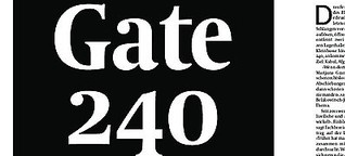 Gate 240