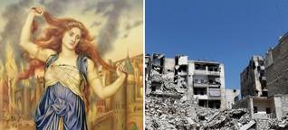 """Cassandra Projekt"": Die Krisenseismografin"
